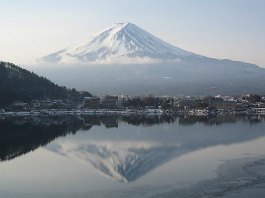 【富ノ湖ホテルオススメ】世界遺産☆富士山を眺めながらお風呂でゆったり♪のんびり2食付きプラン☆☆