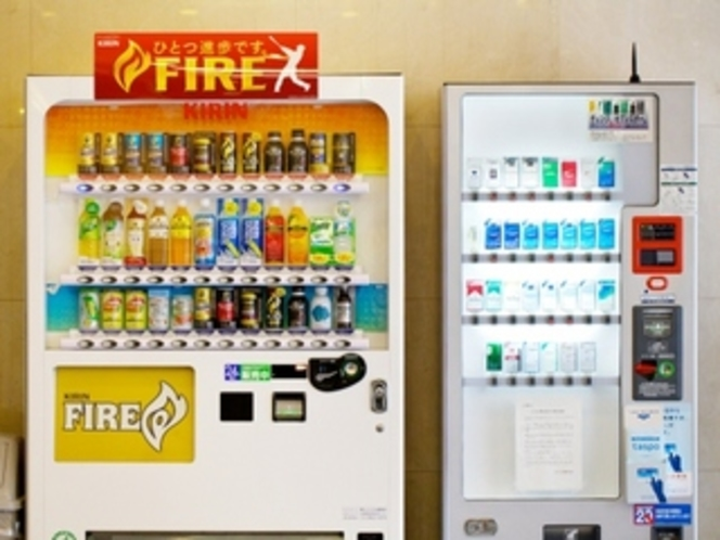 【館内】自動販売機