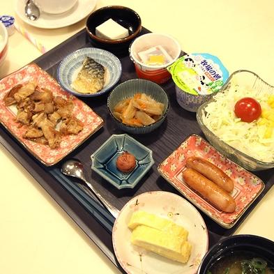【出張応援!】QUOカード500円分付きプラン<和食バイキング朝食付>◆無料駐車場18台(先着順)