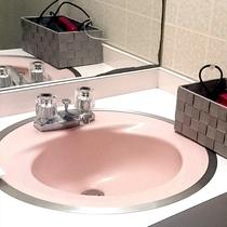 洗面台(ダブルルーム)※イメージ