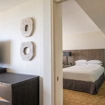 リビングルームとベッドルーム 一例