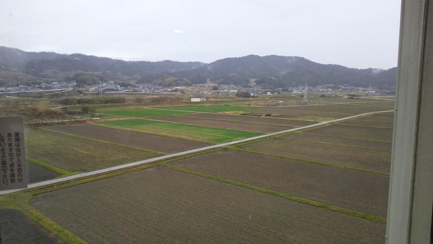 田園側風景