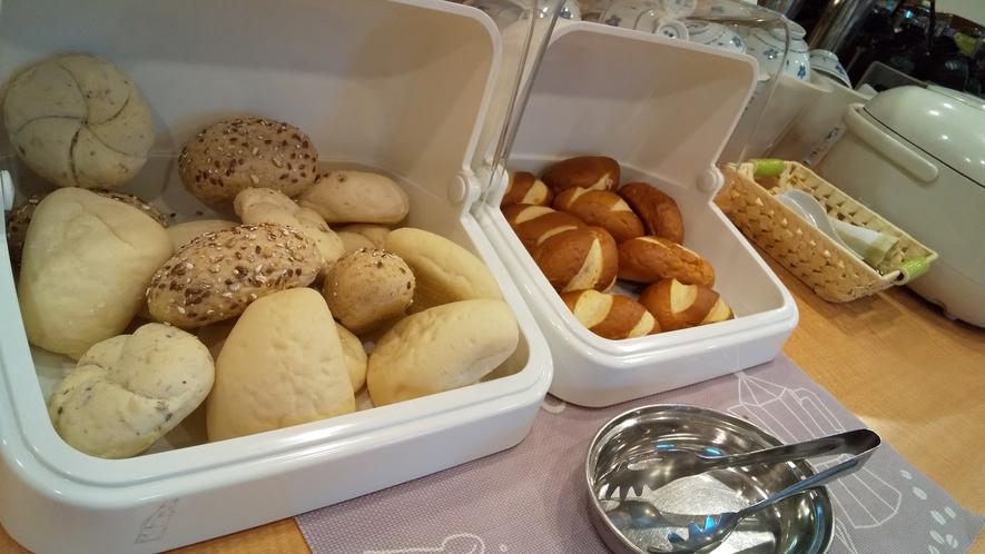朝食バイキングパン