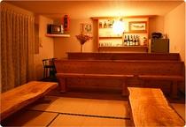 館内併設居酒屋「ばんばん」