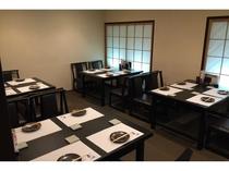 【東館1階 五井小町 串心】グループでお越しの際はテーブル席がおすすめ♪