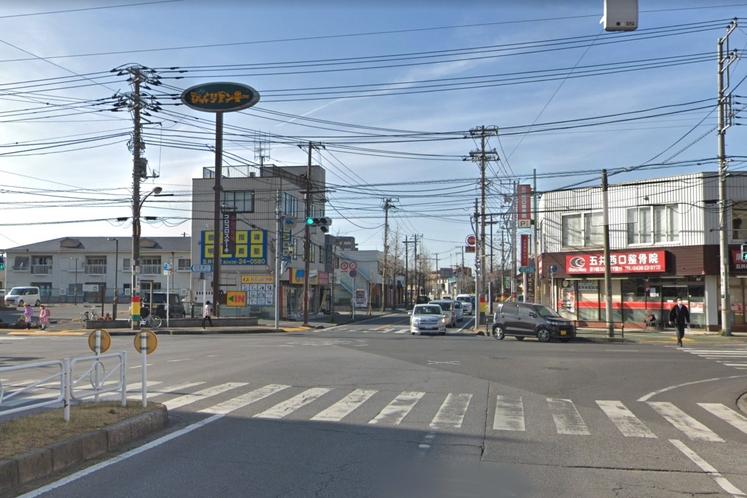 五井駅から徒歩でのアクセス③
