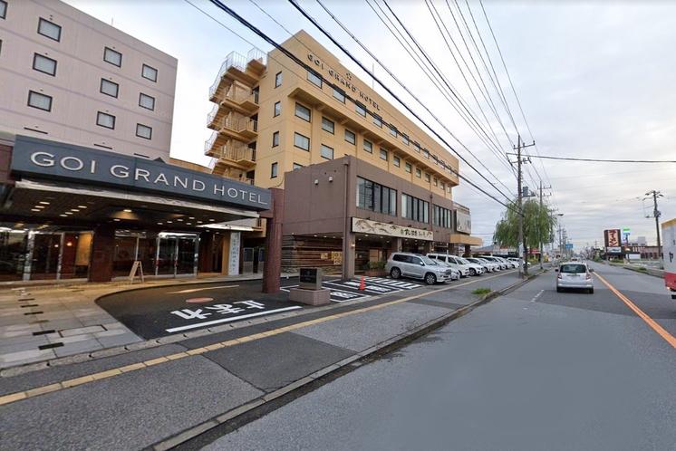 五井駅から徒歩でのアクセス④
