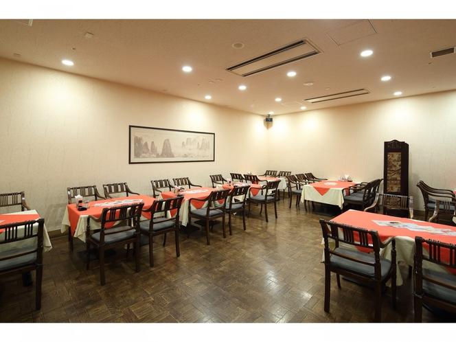 【中国料理東方楼】大人数でのご予約も承ります。