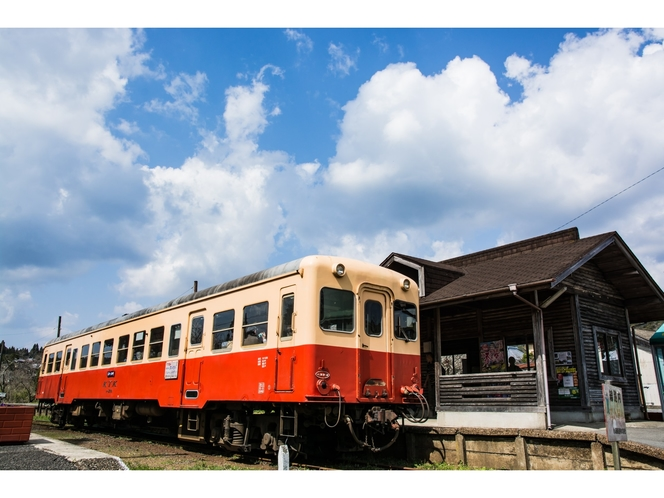 【小湊鉄道】2017年に創立100周年を迎えました。
