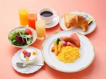 洋朝食イメージ