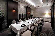 レストランフォンタナ個室