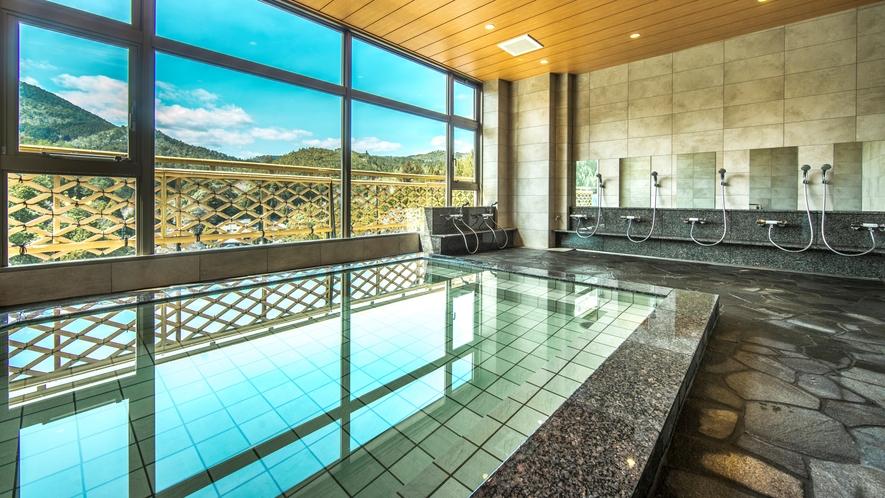 光林棟中浴場 ※大浴場か中浴場のどちらか片方のOPENとなります。