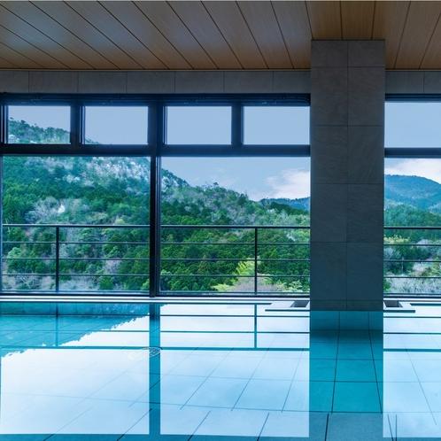 2020年5月リニューアルの大浴場