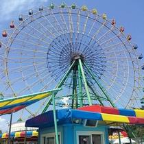 セレクトイン伊勢崎ホテルから華蔵寺公園遊園地は車で9分!