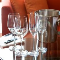 『貸出品』ワイングラス / シャンパングラス / ワインクーラー / オープナー
