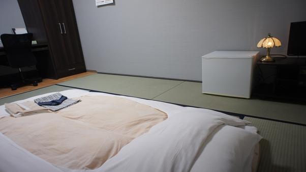 【禁煙】アウトバス/和室シングルルーム/大浴場利用