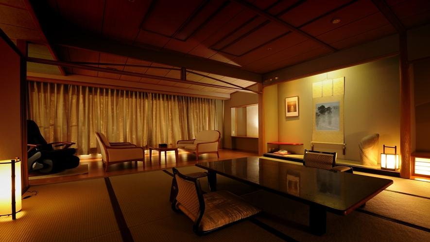 オーシャンビュー「そよ風館」最上階特別室