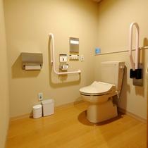 オーシャンビュー「大観」バリアフリー対応客室身障者トイレ