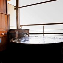 オーシャンビュー「大観」客室専用露天風呂