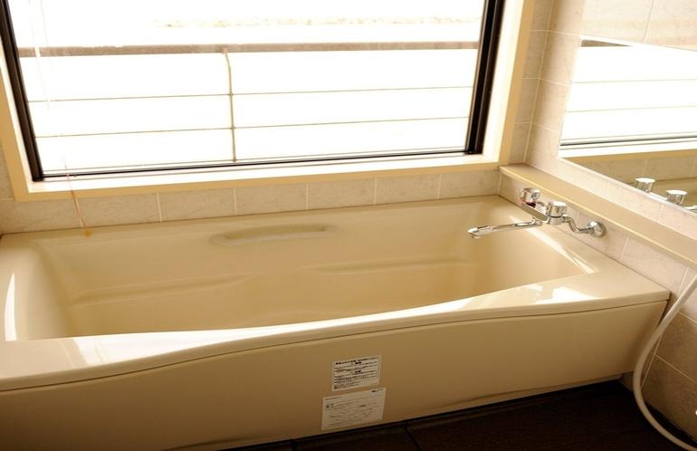 バリアフリー客室 内風呂