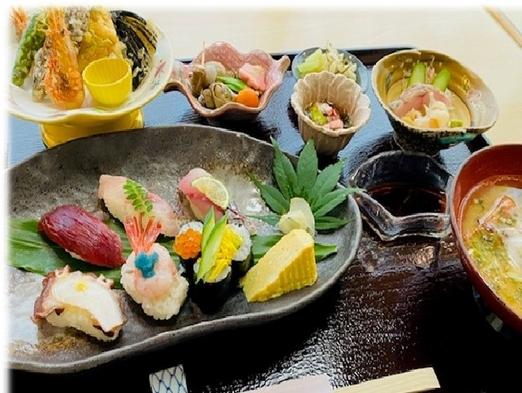 美食の旅【2食付き】日本料理かづみ野「富山湾御膳」
