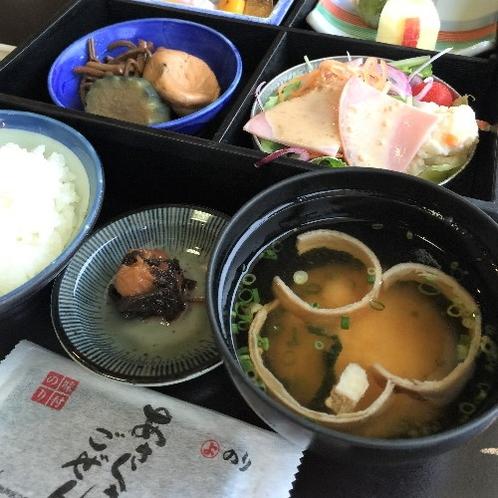 NEW朝食