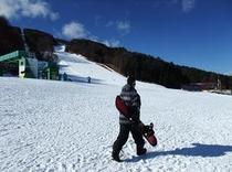 富士見パノラマ スキー場