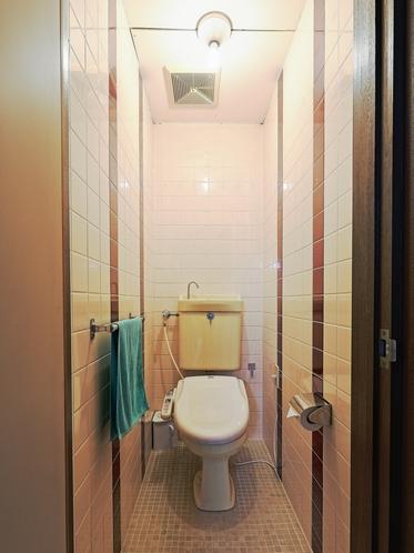 【禁煙】和室1~3名様 トイレ