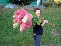 秋色ミナヅキ ご自分でカットできますよ