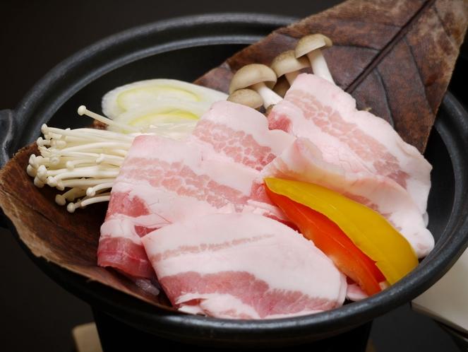 四季御膳プラン3月~5月(イメージ)朴葉焼き