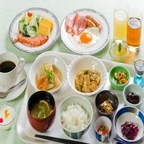 朝食1人分
