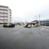 【*駐車場】平面駐車場150台分完備!