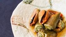 【*食事一例】高知ではお馴染みですが、全国的には珍しいチャンバラ貝。
