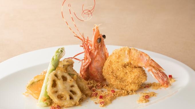 【中国料理 -翠亨園-】本格広東料理を味わうコースディナー&アイテム豊富な朝食ブッフェ