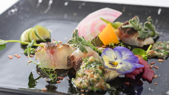 【ダイニング -Kobe Grill-】兵庫五国の四季を味わうフレンチディナー&朝食ブッフェ