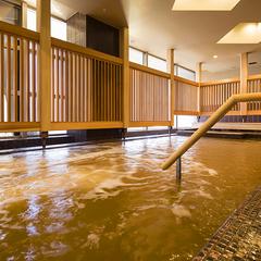 【ランチ付】デイユースプラン(カジュアルフレンチ)&神戸六甲温泉「濱泉」入浴