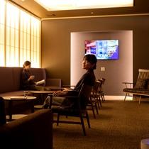 【神戸六甲温泉 濱泉】SpaLiving クラブフロア・スパフロア・レディースフロアゲスト専用湯上り