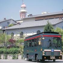 【シティー・ループバス】神戸エリアの主要スポットを巡るループバス。