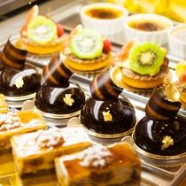 【シェラトンマルシェ】ホテルメイドケーキがずらり