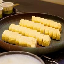 【Garden Cafe朝食ブッフェ】出汁巻き玉子(和食コーナー)