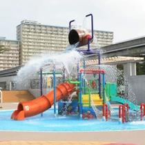 【デカパトス】神戸六甲アイランドのプール・ウォーターパーク。