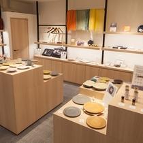 【シェラトンショップ ベイリーフ】神戸のお土産や地元の名産品が並ぶ
