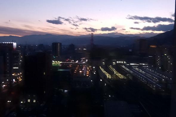 信州の街並み・夜景が見下ろせる展望浴場で寛ぐシンプルステイ 【素泊り】