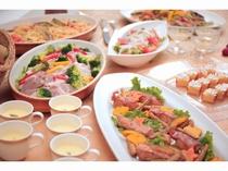 レストランバイキング お料理イメージ