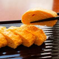 【朝食ブッフェ】自家製玉子焼き