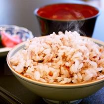 【朝食】十五穀米