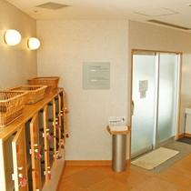 最上階展望浴場