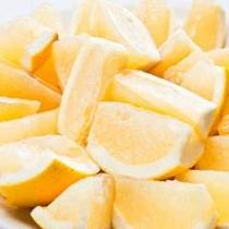 (朝食一例)果物