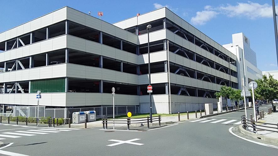 JRF立体駐車場
