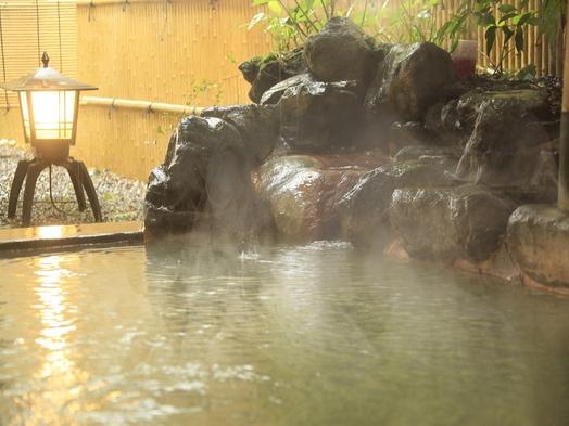 【リカーヴ名物!アスパラ1本揚げ&カニ食べ放題!】懐石小鉢バイキングとにごり湯温泉を満喫!